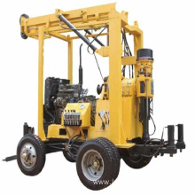 LT-XYX-2 trailer mounted portable water well drilling rig